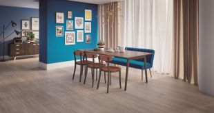 piso laminado Eucatex